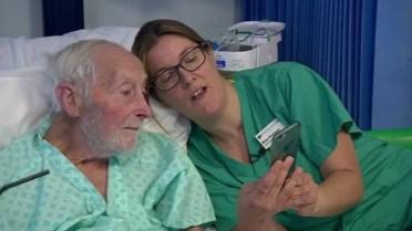 A lesão renal aguda é causada por problemas graves de saúde, incluindo a sepse - também conhecida como infecção generalizada - e afeta uma em cada cinco pessoas que dão entrada em hospitais no Reino Unido. — Foto: BBC