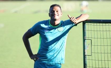 Reinaldo  foi o principal destaque da Chapecoense em 2017 (Foto: Sirli Freitas/Chapecoense)
