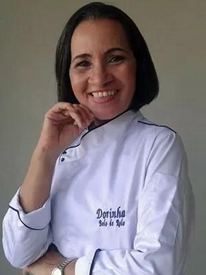 Dorinha diz que é a criadora da receita e não diz fórmula a ninguém (Foto: Dorinha Bolo de Rolo / Acervo pessoal)