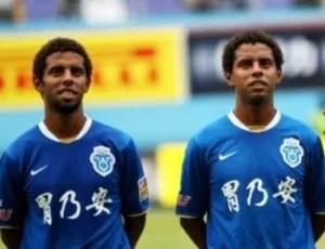Gêmeos Diogo e Diego, ex-Inter (Foto: Divulgação)