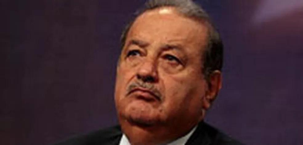 Carlos Slim  — Foto: Época Negócios