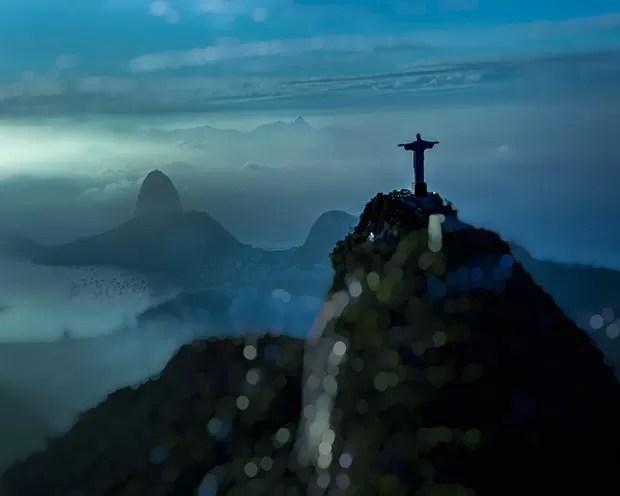Exposição de Claudio Edinger revela a beleza e a poesia do Rio de Janeiro (Foto: Claudio Edinger)