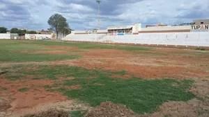 Estádio Nildo Pereira - Pereirão (Foto: Daniel Santana)