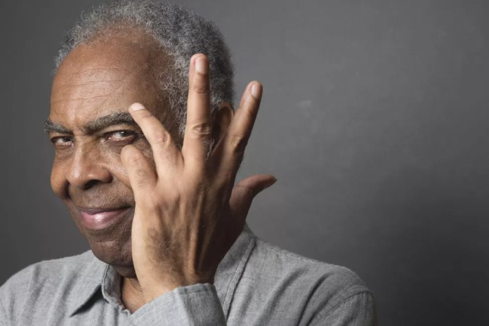 Gilberto Gil é homenageado em festival de cinema — Foto:  Gérard Giaume