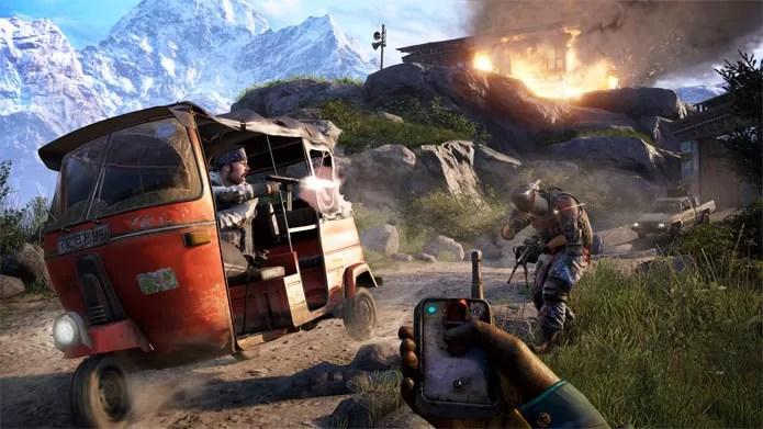 Far Cry 4 mais barato na Xbox Live (Foto: Divulgação)