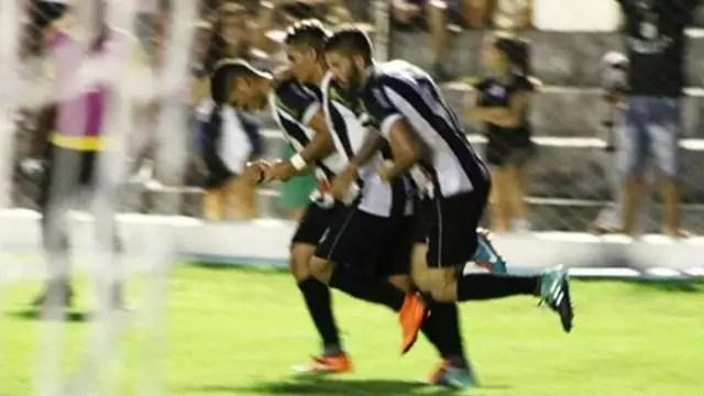 Empate no último lance salvou o Treze da sexta derrota em nove jogos no Campeonato Paraibano