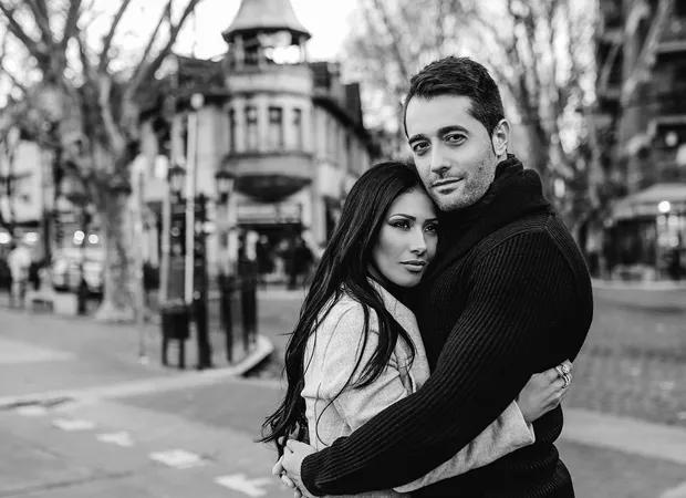 Simaria e o marido, o espanhol Vicente Escrig (Foto: Reprodução Instagram)