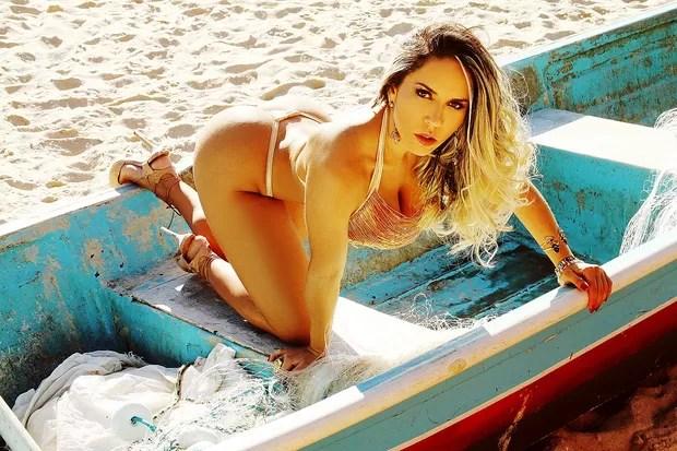 Mulher Melão (Foto: Patrick Brito/Divulgação)