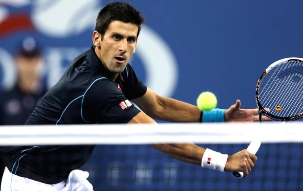 Tênis Djokovic us open (Foto: Agência AP)