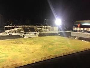 Estádio Luiz Lacerda - Lacerdão (Foto: Kleber Estrela)