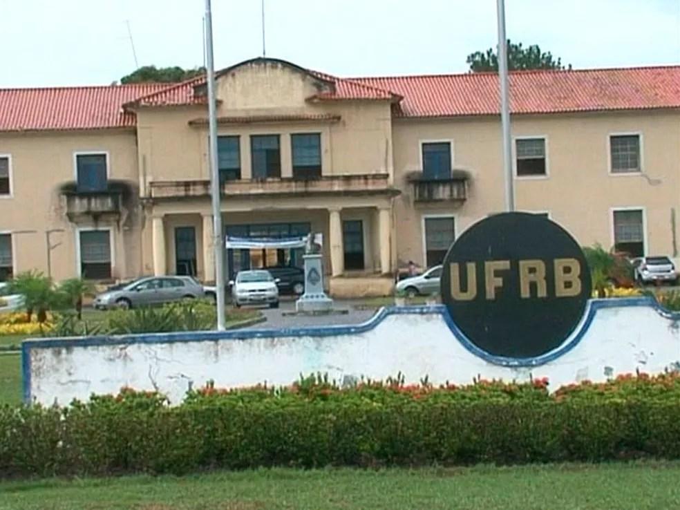UFRB (Foto: Reprodução/TV Subaé)