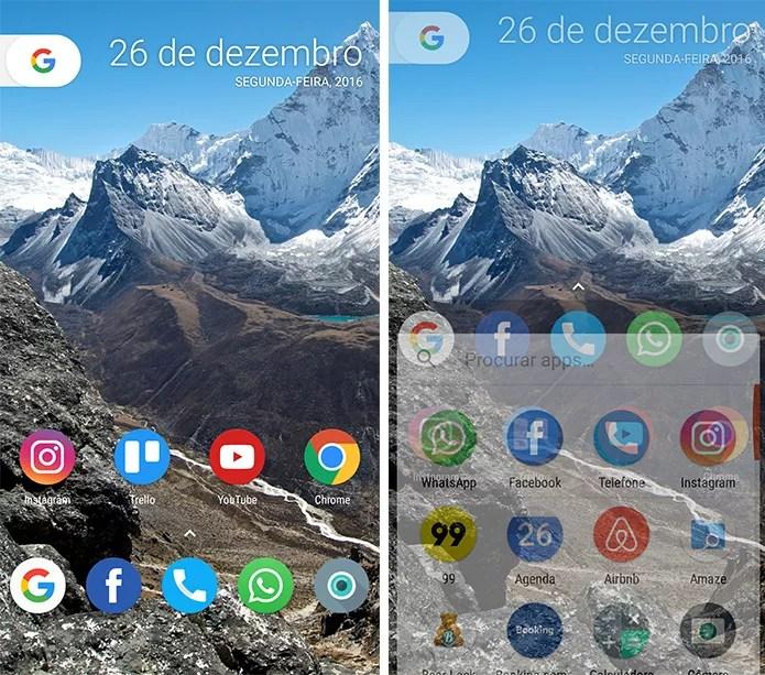 Veja como deixar seu Android com cara de Pixel (Foto: Reprodução/Paulo Alves)