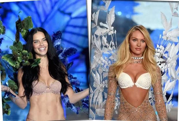 Para Jô Nascimento, as angels da Victoria's Secret são referência de cabelos compridos e modernos (Foto: Getty Images)