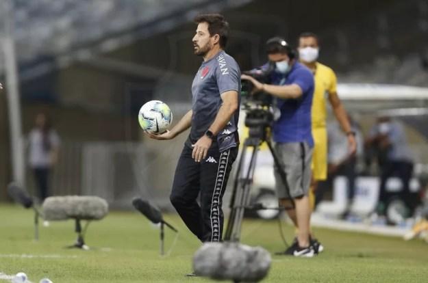 Ramon Menezes deixa o Vasco após pouco mais de seis meses — Foto: Rafael Ribeiro / Vasco