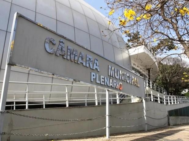 Votação ocorre na Câmara dos Vereadores, em Campinas, nesta segunda-feira (13) (Foto: Câmara Municipal de Campinas/Divulgação)