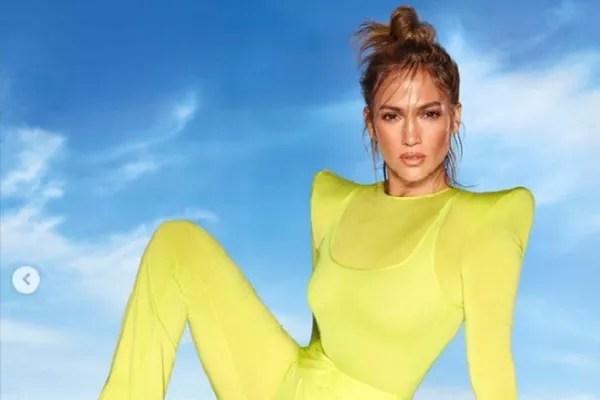 Singer and actress Jennifer Lopez (Photo: Instagram)