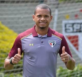 Edimar, do São Paulo (Foto: Érico Leonan / saopaulofc.net)