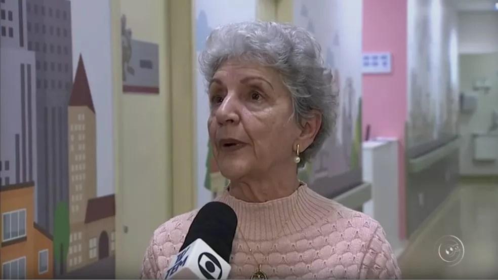 Presidente do Grendacc afirma que hospital não tem caixa para bancar o déficit sem a verba federal (Foto: Reprodução/TV TEM)