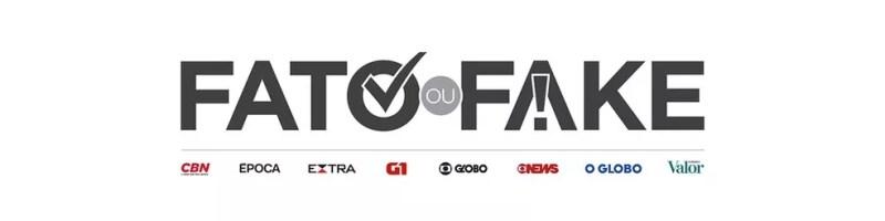 Fato ou Fake — Foto: (Foto: G1)