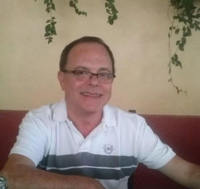 Fernando Vanucci faleceu nesta terça-feira — Foto: Reprodução / redes sociais