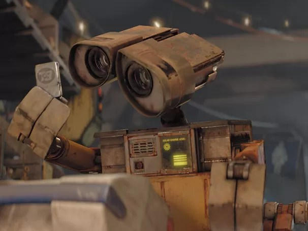 Wall-E foi deixado na Terra para salvar o planeta (Foto: Divulgação / Disney)