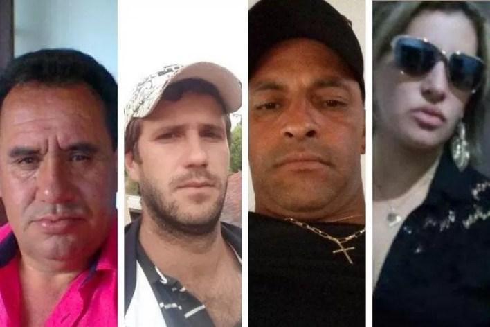 Vítimas estavam no mesmo carro; acidente ocorreu em Bom Jesus — Foto: Reprodução/ Redes sociais