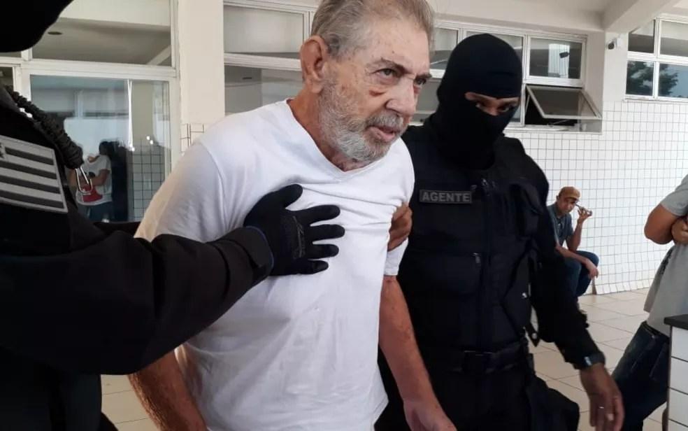 João de Deus foi condenado pela Justiça pode crimes sexuais cometidos na Casa Dom Inácio de Loyola, mas sempre negou acusações — Foto: Renata Costa/TV Anhanguera