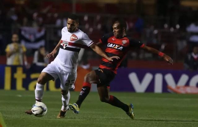 Douglas São Paulo (Foto: Site Oficial / saopaulofc.net)