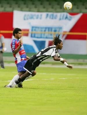 Ceará x Fortaleza (Foto: Kid Júnior/Agência Diário)
