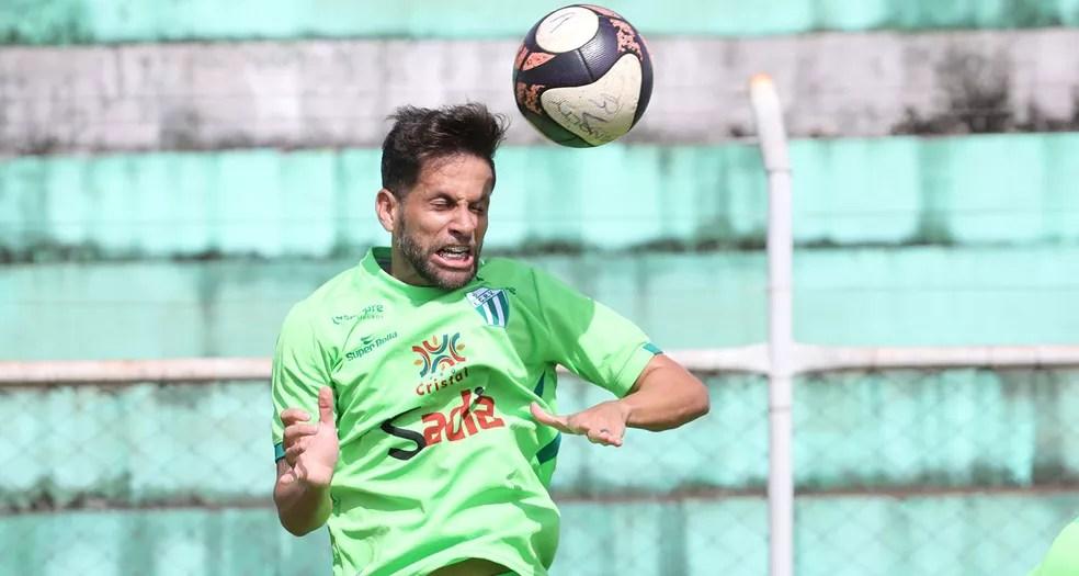 Autor de três gols na final do Carioca de 2004, Jean está no Verdão (Foto: Diomício Gomes/O Popular)