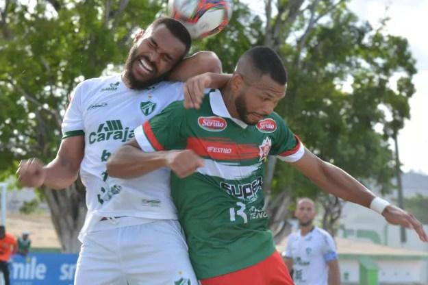 Murici e CEO empatam sem gols, pela segunda rodada do Alagoano — Foto: Jaílson Colacio / MFC