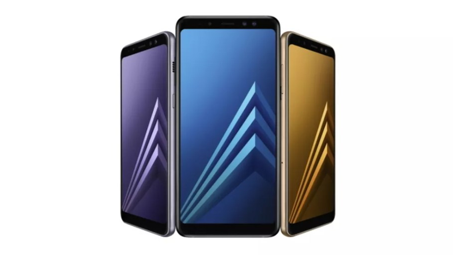 Galaxy A8 tem câmera frontal dupla e tela com bordas mínimas (Foto: Divulgação/Samsung)