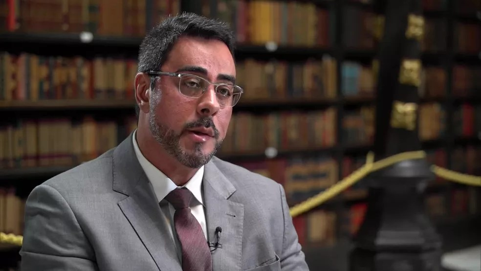 Marcelo Bretas — Foto: GloboNews