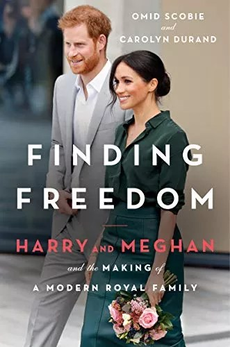 Finding Freedom: Harry and Meghan and the Making of a Modern Royal Family (Photo: Reproduction)