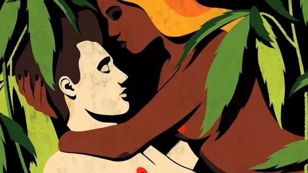 Não há pesquisas que provem se a cannabis pode realmente proporcionar mais prazer para mulheres (Foto: RAPHAELLE MARTIN/BBC THREE)