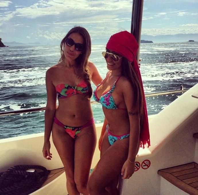 Rafaella Santos, irmã de Neymar (Foto: Reprodução/Instagram)