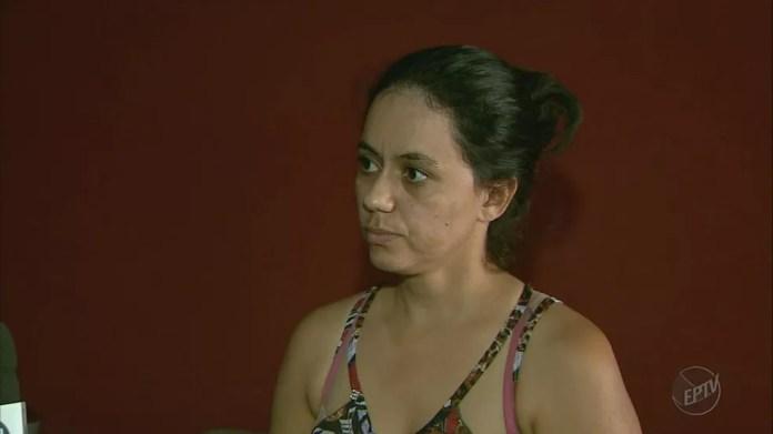 Ana Paula Câncio, de Franca (SP) (Foto: Reprodução/EPTV)