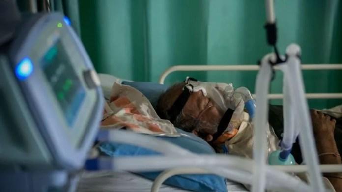 Estudo mostra que pacientes que tiveram Covid-19 podem ter sequelas respiratórias e cardíacas  — Foto: Getty Images/BBC