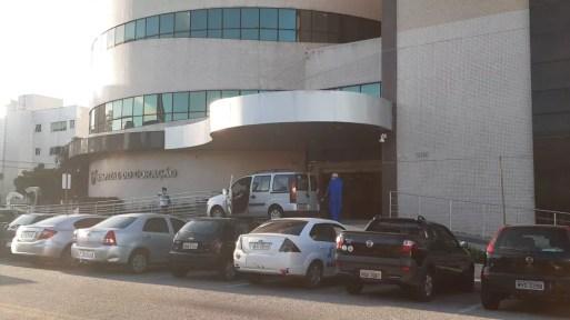 Hospital do Coração, em Natal (Arquivo) — Foto: Sérgio Henrique Santos/Inter TV Cabugi