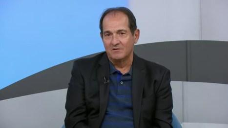 Muricy Ramalho, comentarista do SporTV, é cotado para ser consultor do São Paulo (Foto: Reprodução SporTV)