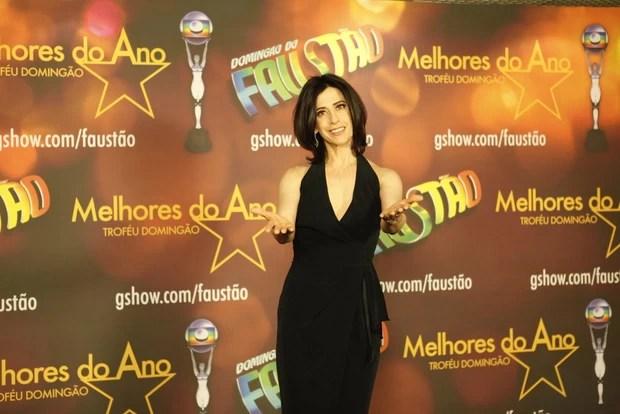 Fernanda Torres no Prêmio Melhores do Ano (Foto: Marcos Serra Lima / EGO)