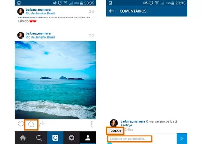 Como escrever pulando linha no Instagram; saiba editar os textos
