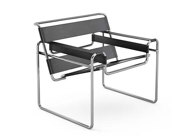 Wassily Chair (Foto: Divulgação)