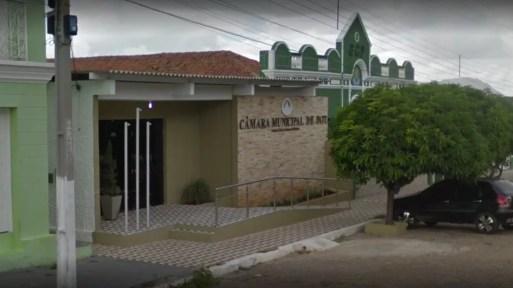 Câmara Municipal de Patu — Foto: Maps/Reprodução