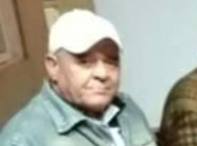 O primeiro teste de Covid-19 que o aposentado fez deu negativo. Sr. Paulo Roberto morreu no último sábado (13). — Foto: Arquivo pessoal
