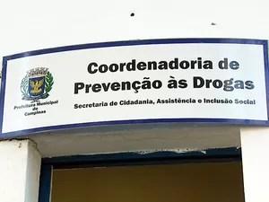 Programa de prevenção às drogas tem problemas em Campinas  (Foto: Reprodução EPTV)