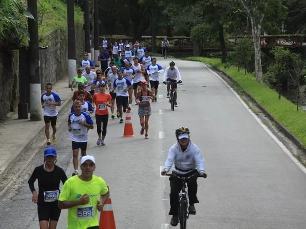 Corrida do Trabalhador em Petrópolis (Foto: Divulgação/Prefeitura de Petrópolis)