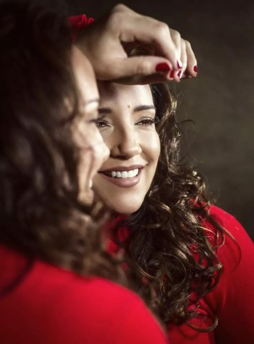 Cantora comemora 20 anos de carreira em 2019 — Foto: Pedro Dimitrow