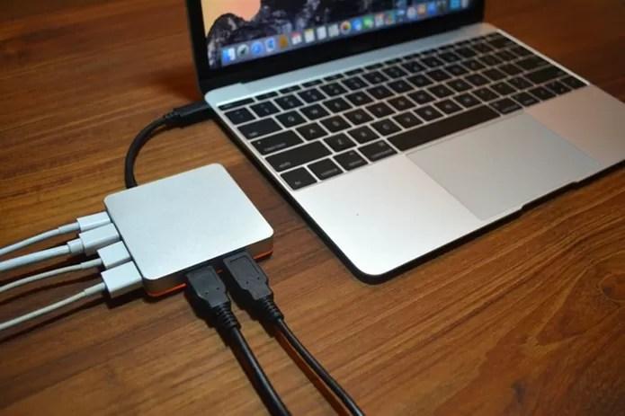 Branch equipa o MacBook resolvendo o problema crônico da falta de portas de expansão no notebook da Apple (Foto: Divulgação/Branch) (Foto: Branch equipa o MacBook resolvendo o problema crônico da falta de portas de expansão no notebook da Apple (Foto: Divulgação/Branch))