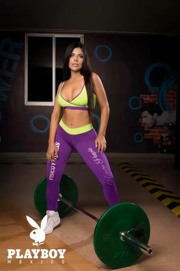 Suzy Cortez (Foto: Miguel Manrique / Playboy México)